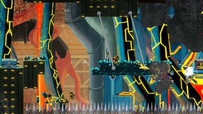 Giga Wrecker Screenshot 3