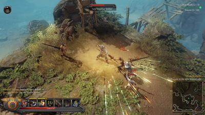 Vikings: Wolves of Midgard Screenshot 2