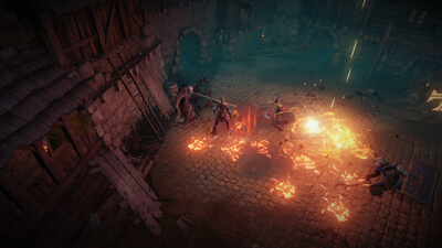 Vikings: Wolves of Midgard Screenshot 1