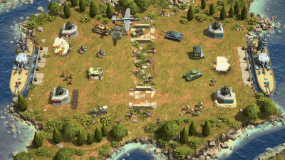 Battle Islands: Commanders Screenshot 2