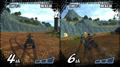 ATV Renegades Screenshot 1