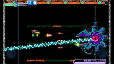 Blaster Master Zero Screenshot 1