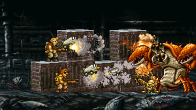 METAL SLUG 3 - Nintendo Switch Edition Screenshot 2
