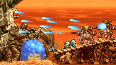 METAL SLUG 3 - Nintendo Switch Edition Screenshot 3