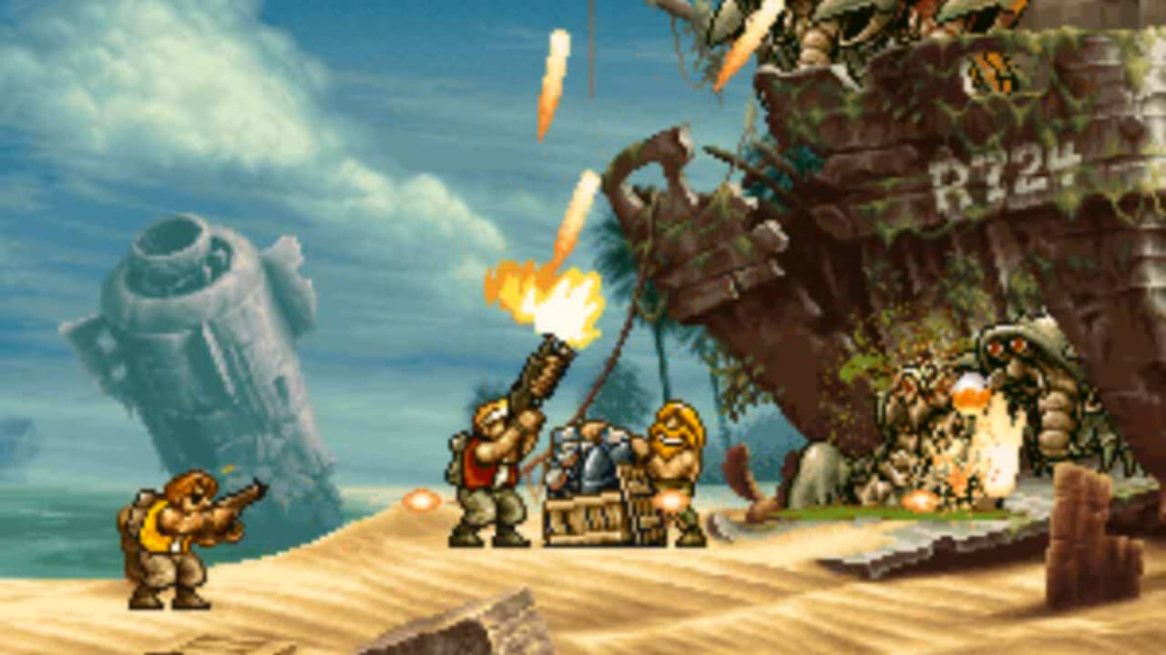 METAL SLUG 3 - Nintendo Switch Edition Masthead