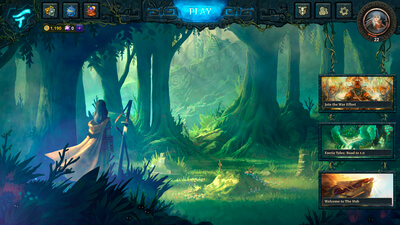 Faeria Screenshot 2
