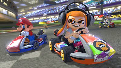 Mario Kart 8 Deluxe Screenshot 3