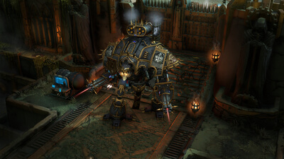 Warhammer 40,000: Dawn of War 3 Screenshot 3