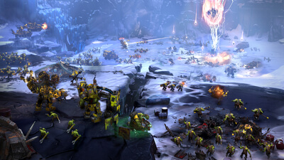 Warhammer 40,000: Dawn of War 3 Screenshot 2