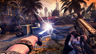 Bulletstorm: Full Clip Edition Masthead