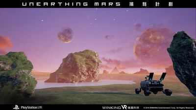 Unearthing Mars (VR) Screenshot 3