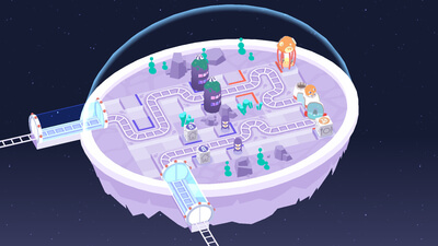 Cosmic Express Screenshot 2