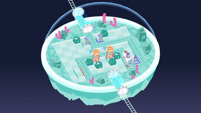 Cosmic Express Screenshot 3