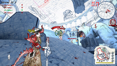 Drawn To Death Screenshot 2