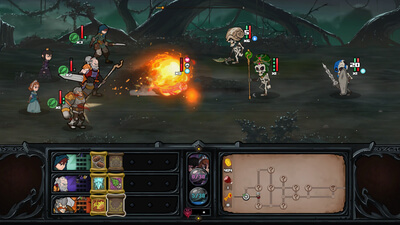 Has Been Heroes Screenshot 1