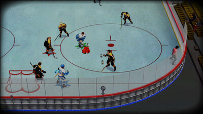 Old Time Hockey Screenshot 2