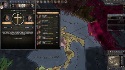 Crusader Kings II: Monks and Mystics Masthead