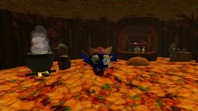 Macbat 64 Screenshot 1