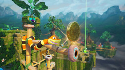 Snake Pass Screenshot 3