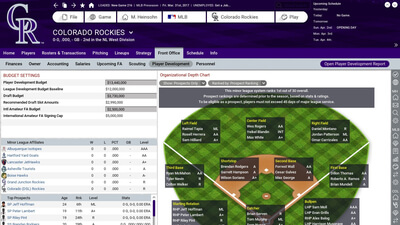 Out of the Park Baseball 18 Screenshot 3