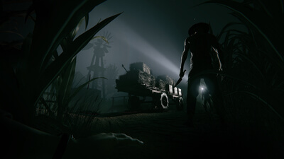 Outlast II Screenshot 3