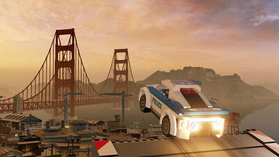 LEGO City: Undercover Screenshot 1