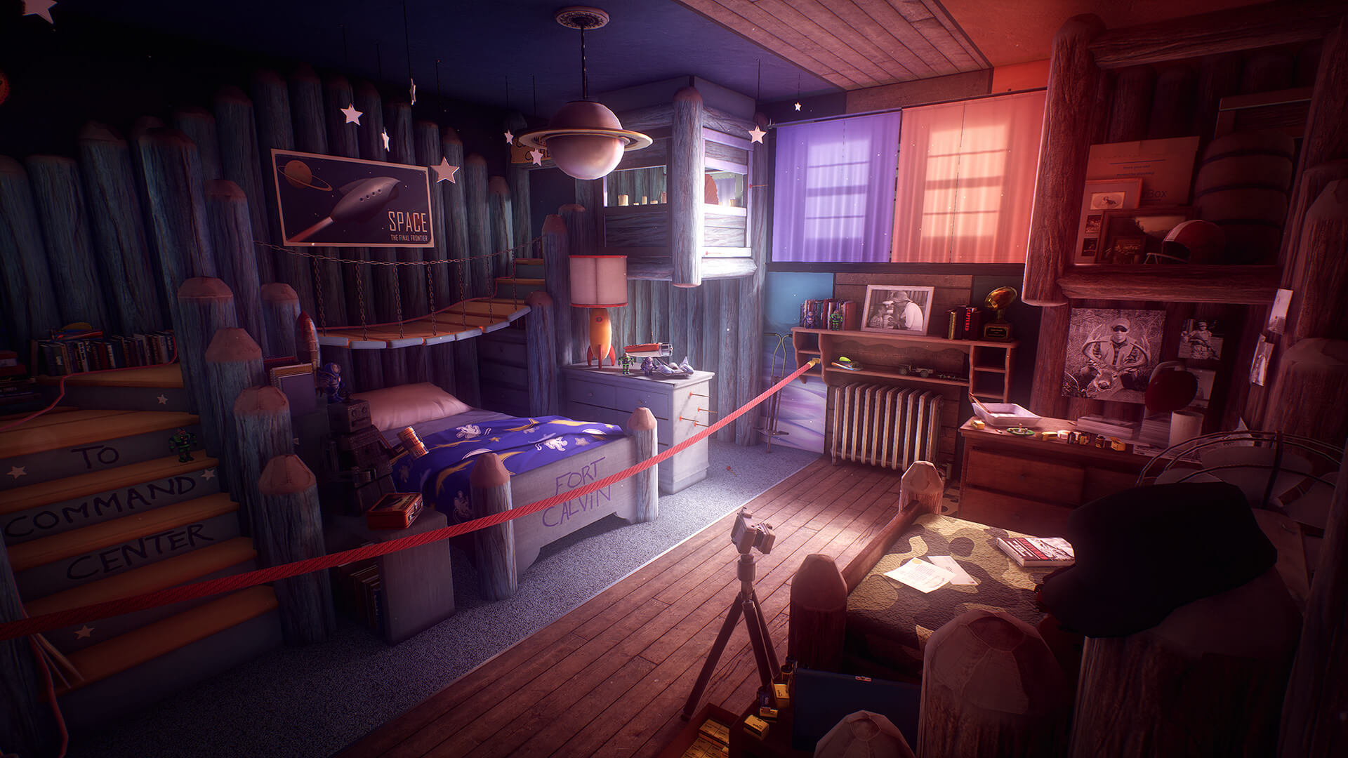 What Remains of Edith Finch Masthead
