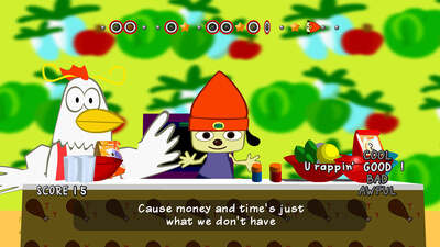 Parappa The Rapper Remastered Screenshot 3