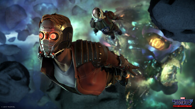 Marvel's Guardians of the Galaxy - Episode 1: Tangled Up in Blue Screenshot 3