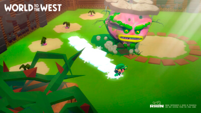 World to the West Screenshot 2