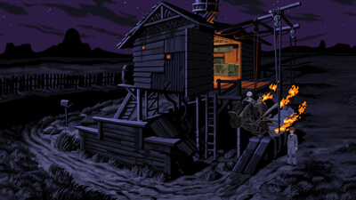 Full Throttle: Remastered Screenshot 2
