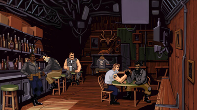 Full Throttle: Remastered Screenshot 3