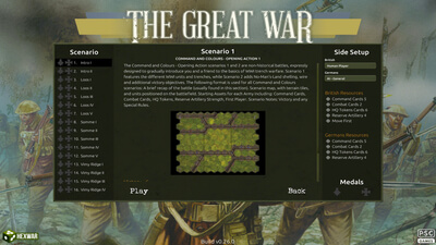Command & Colors: The Great War Screenshot 2