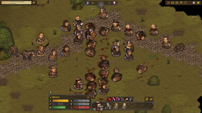 Battle Brothers Screenshot 1