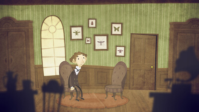 The Franz Kafka Videogame Screenshot 1