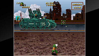 ACA NeoGeo: NAM-1975 Screenshot 3