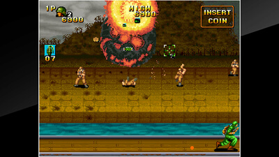 ACA NeoGeo: NAM-1975 Screenshot 1