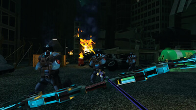Twisted Arrow Screenshot 2
