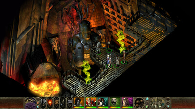 Planescape: Torment Enhanced Edition Screenshot 2