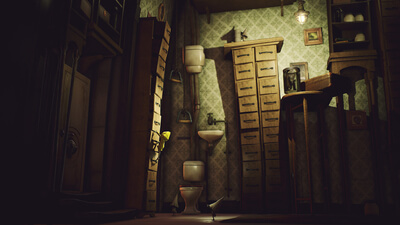 Little Nightmares Masthead