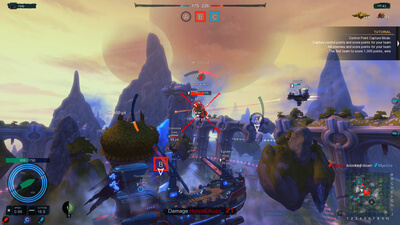 Cloud Pirates Screenshot 3