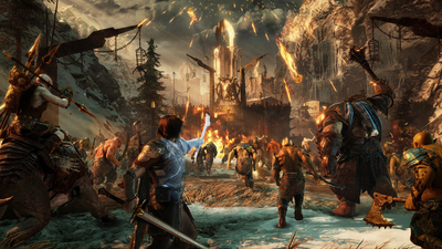 Middle-earth: Shadow of War Screenshot 1