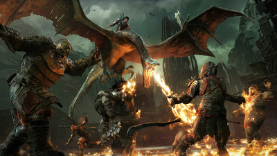 Middle-earth: Shadow of War Screenshot 2