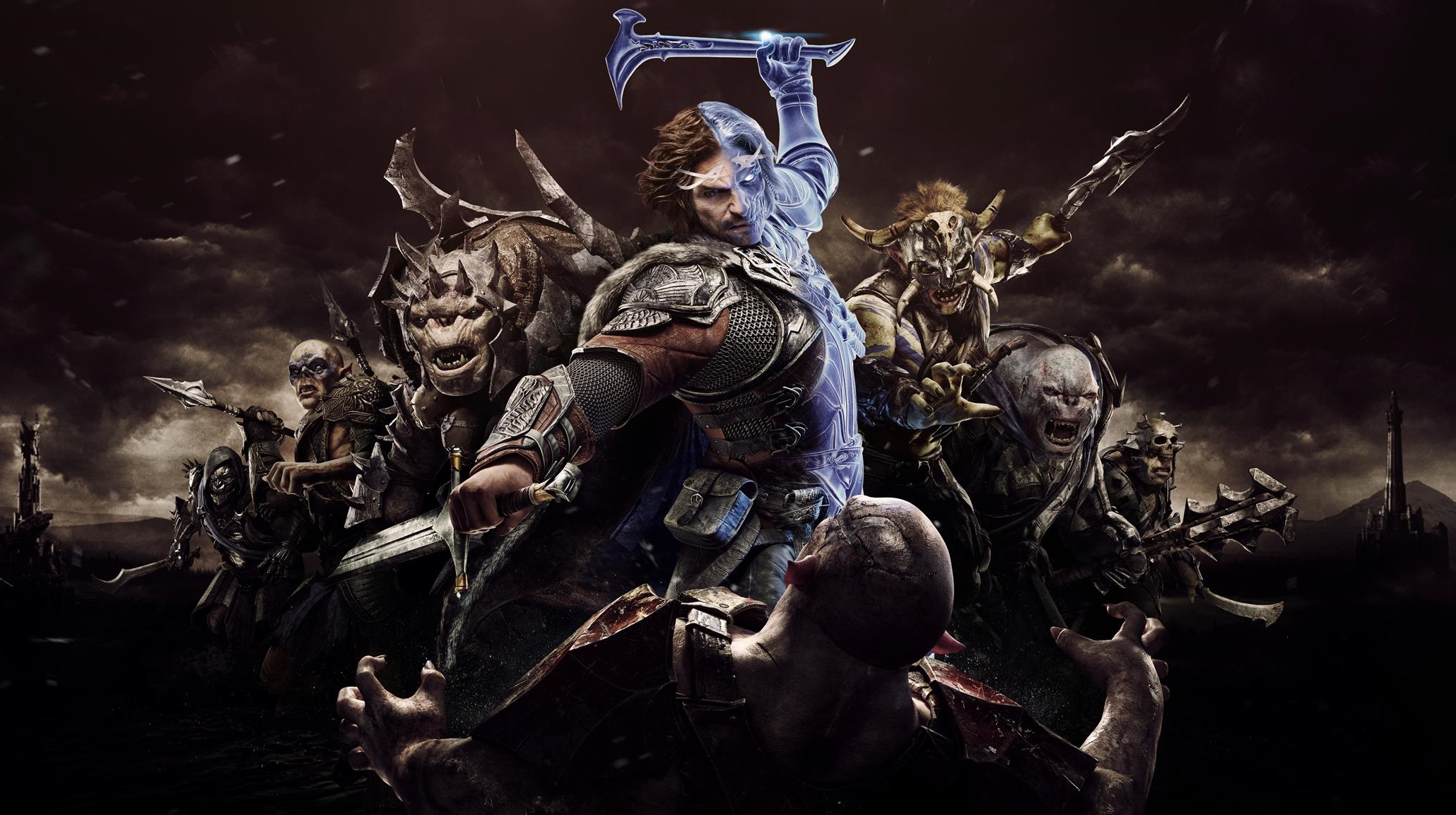 Middle-earth: Shadow of War Masthead