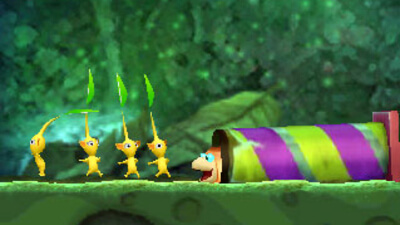 Hey! Pikmin Screenshot 1