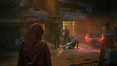 Uncharted: The Lost Legacy Screenshot 2