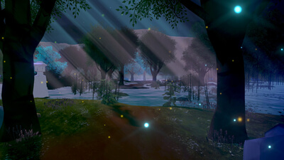 Heaven Forest NIGHTS Screenshot 2