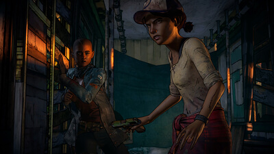 The Walking Dead: A New Frontier - Episode 4 - Thicker Than Water Masthead