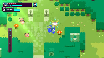 KAMIKO Screenshot 1