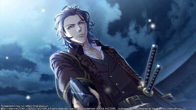 Hakuoki: Kyoto Winds Screenshot 1